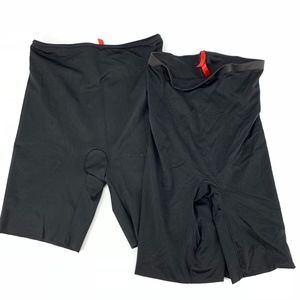 Spanx Body Shaper Shorts - Lot of two